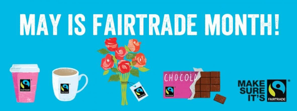 May is Fair Trade Month Graphic - FT Canada